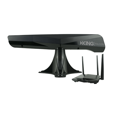 RV WiFi Antenna Booster by King