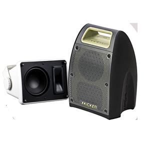 KICKER Outdoor Speakers